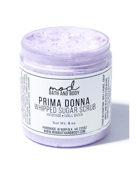 Prima Donna Whipped Sugar Scrub