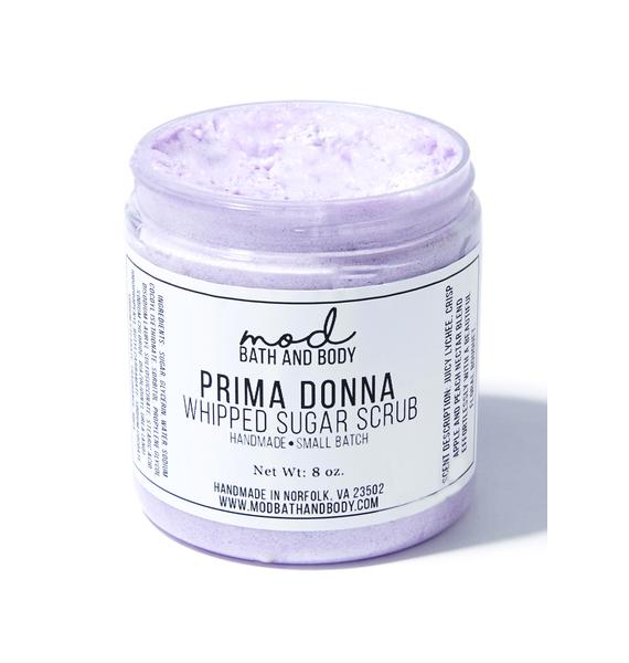 Mod Bath and Body Prima Donna Whipped Sugar Scrub