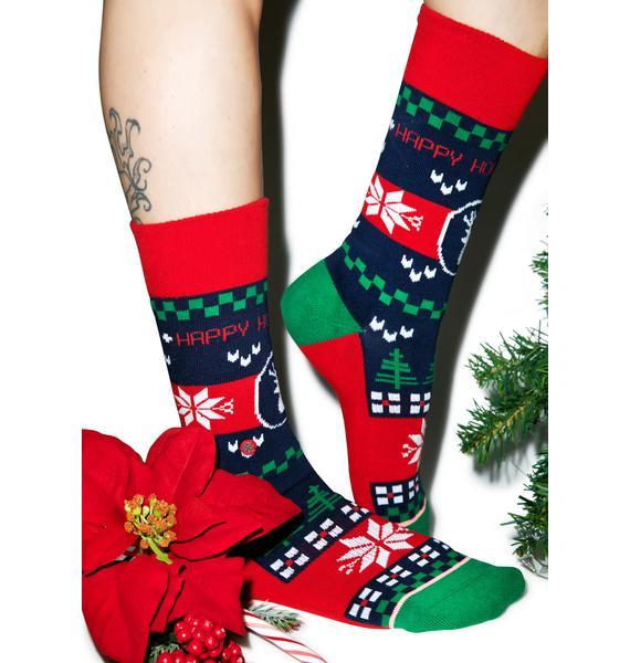 Stance Holladayze Socks