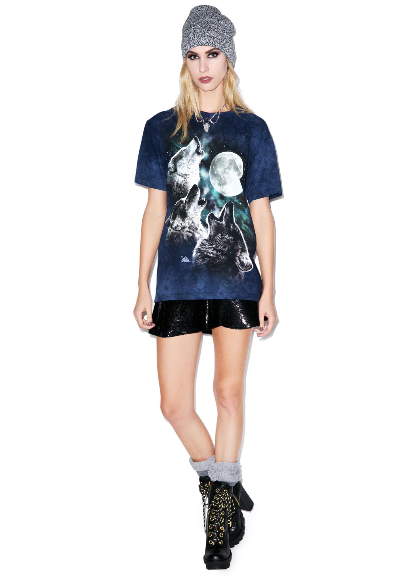 Three Wolf Moon Tee