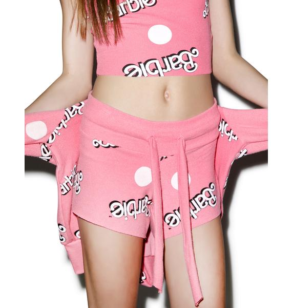 Wildfox Couture Everywhere Barbie Cutie Shorts