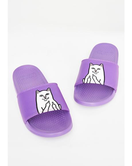 Purp Lord Nermal Slides