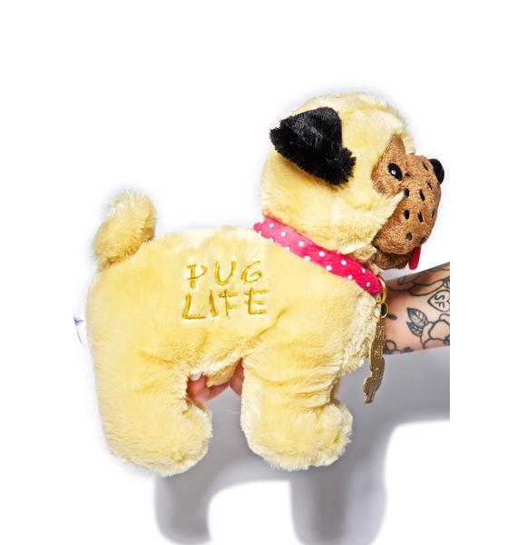 Pug Life Plush Buddy