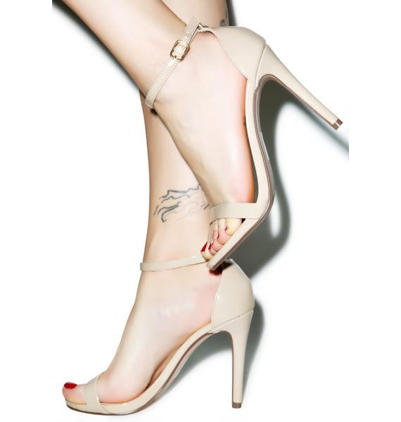 Juicy Jaiden Strappy Heels