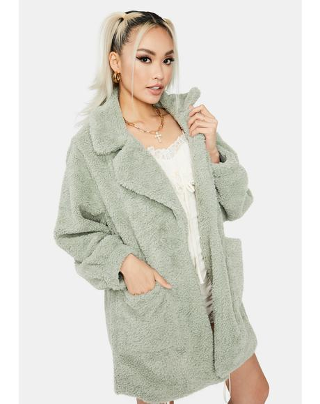Autumn Soul Teddy Coat