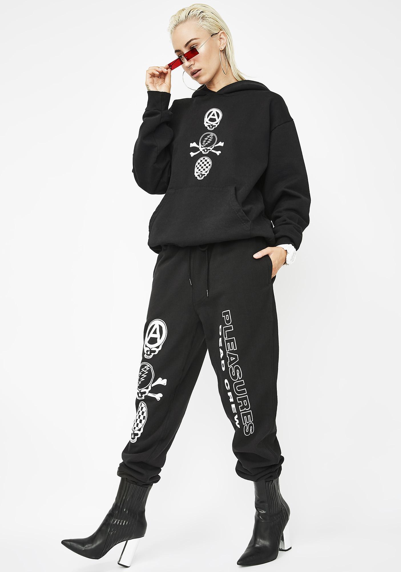 Pleasures Ink Dead Crew Premium Sweatpants
