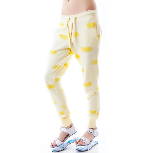 Zoe Karssen Bat Sweat Pants