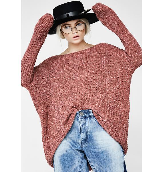Sweet Nectar Sweater