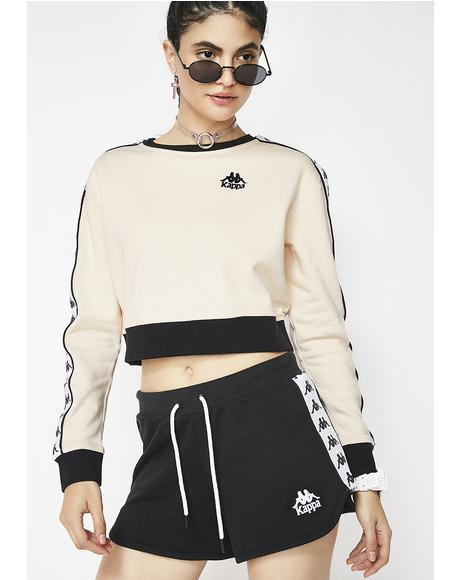 Authentic AYS Crew Sweatshirt