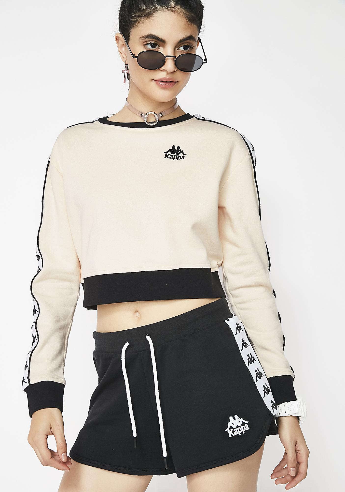 Kappa Authentic AYS Crew Sweatshirt