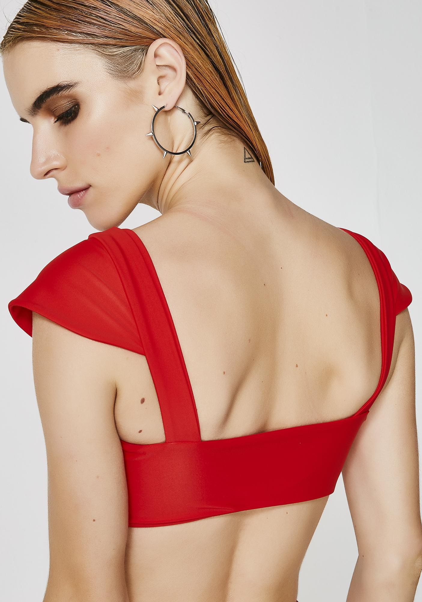 Lee + Lani La Nina Bikini Top