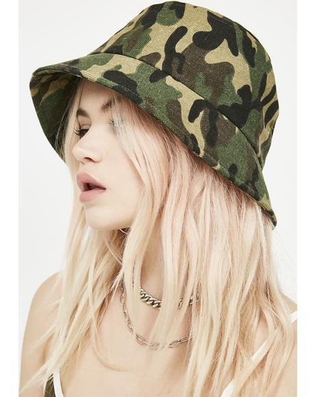 Kush The Wild Child Bucket Hat