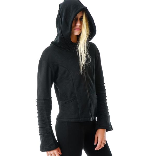 Witchcraft Hooded Jacket