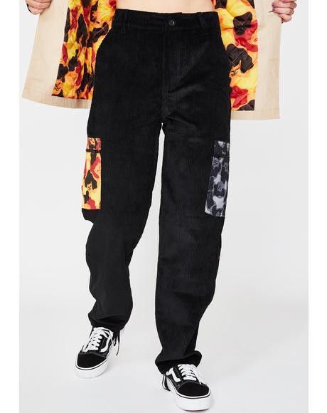 Prisma Military Cargo Pants