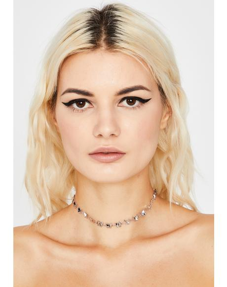 Flirty Escape Butterfly Choker