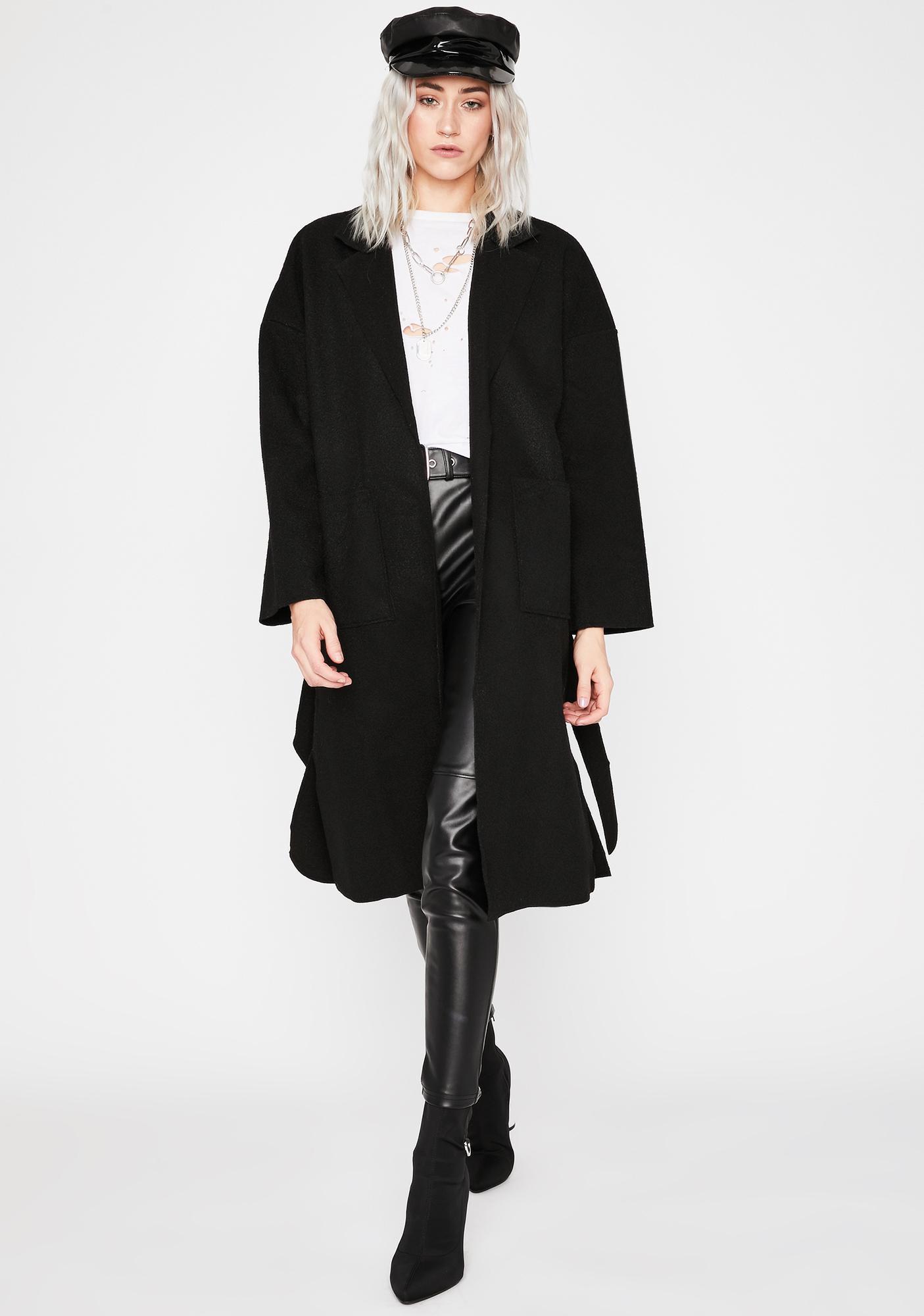 Tried N' True Knit Coat