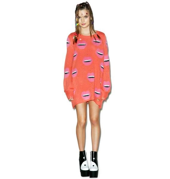 Wildfox Couture Motormouth Sunday Dress
