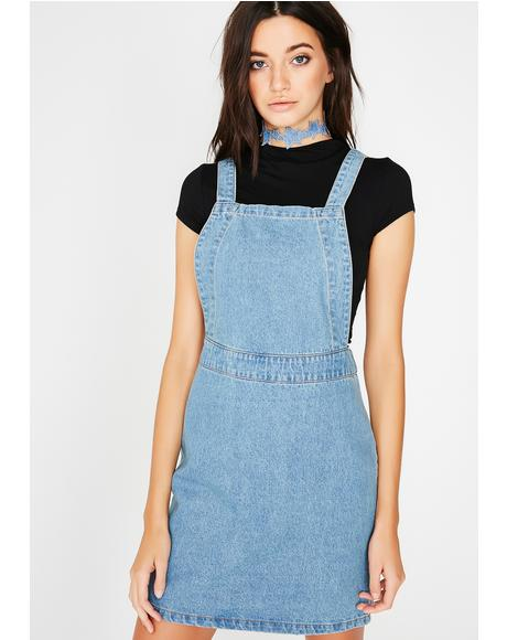It'z Jeanetic Denim Dress