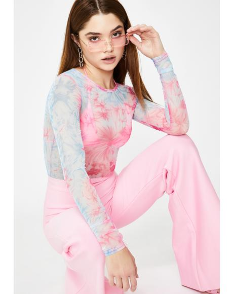Lilly Tie Dye Top