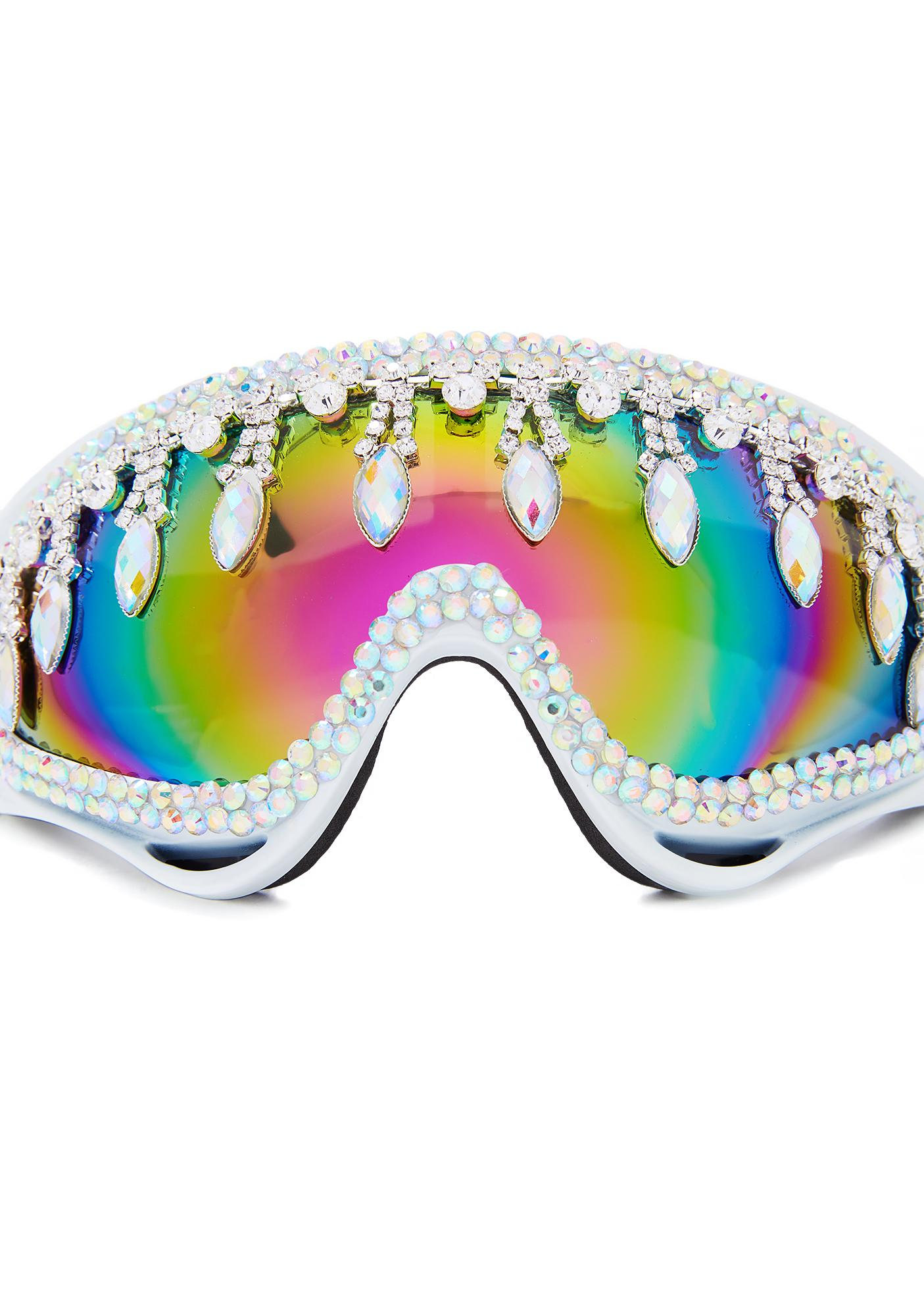 The Lyte Couture Disco Sparkle Goggles