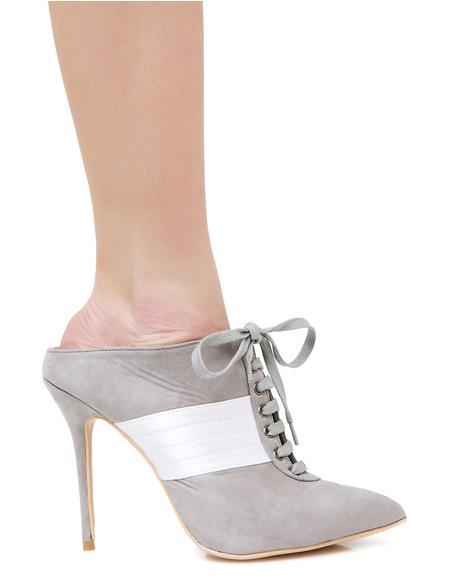 Farrah Lace-Up Heels