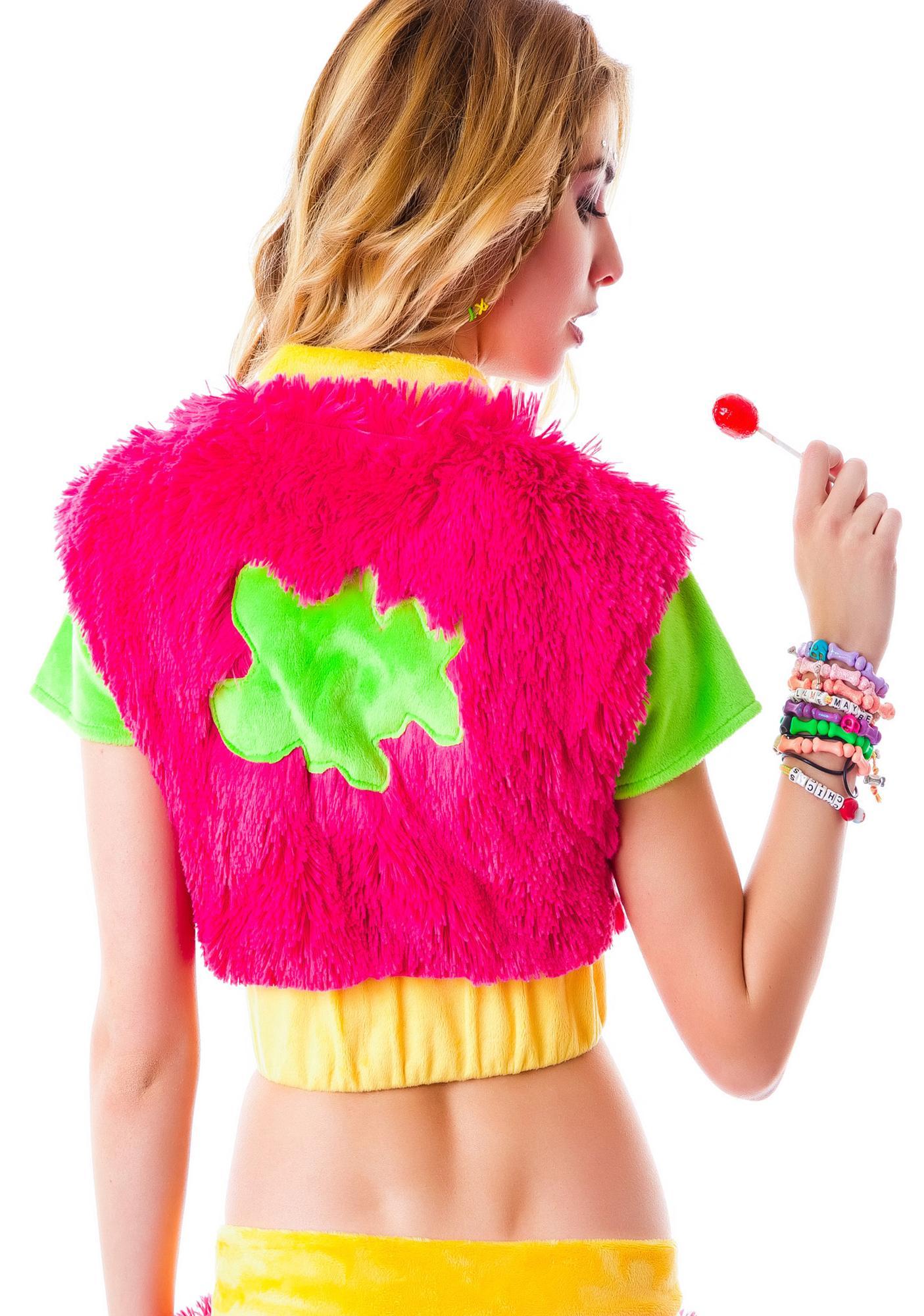 J Valentine I'm a Monster Jacket