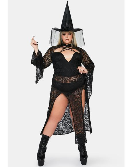 She'll Cast A Spell Witch Costume