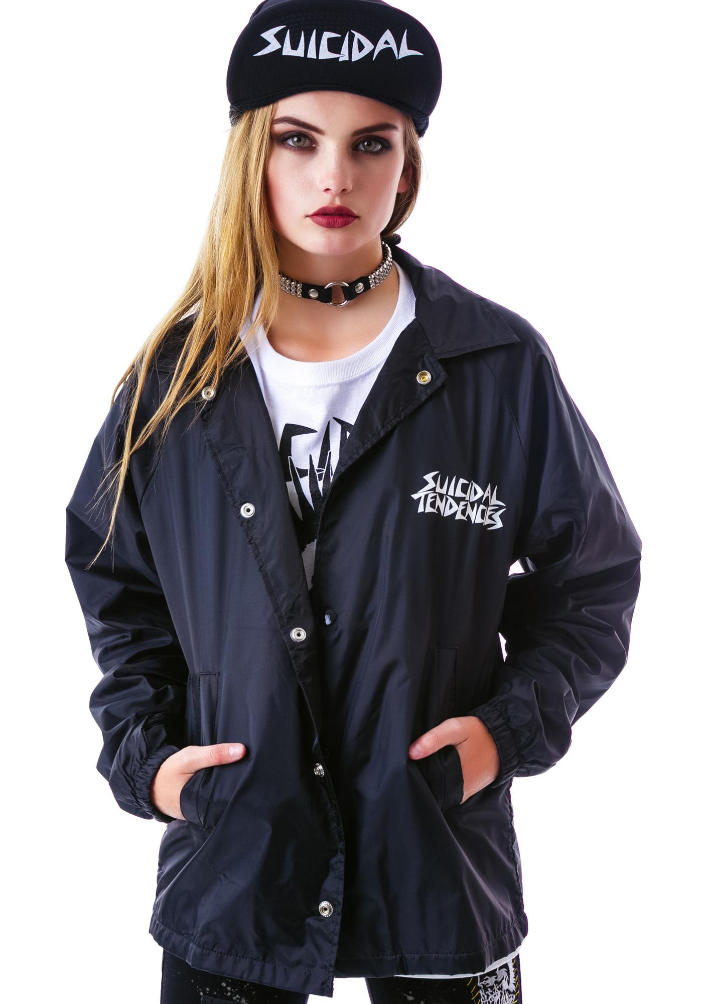 Suicidal Tendencies California Windbreaker SSS