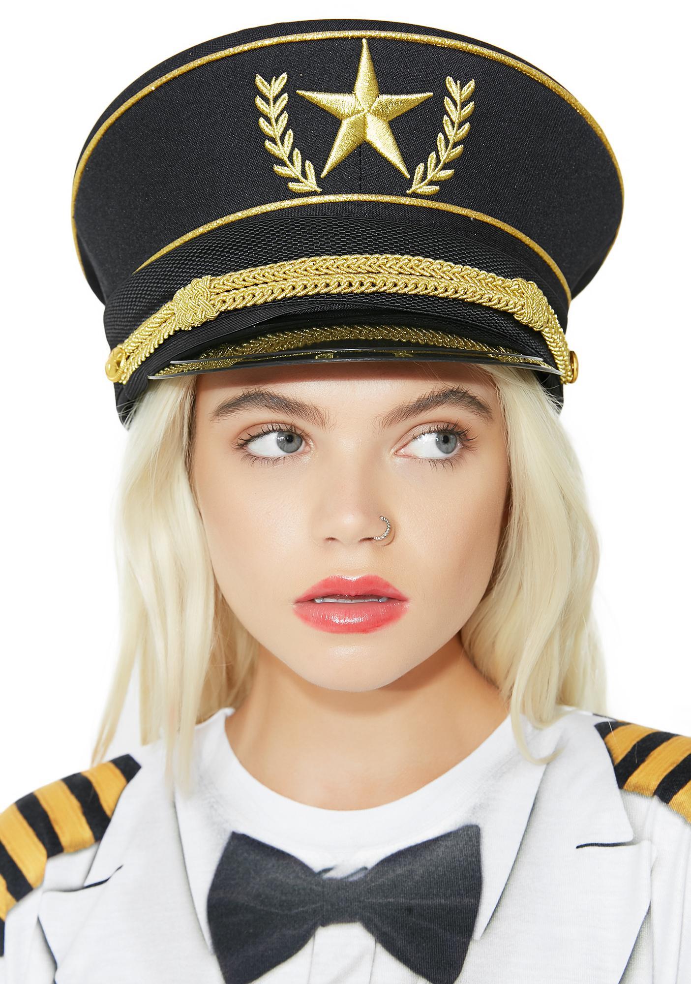 Ahoy Captain Hat