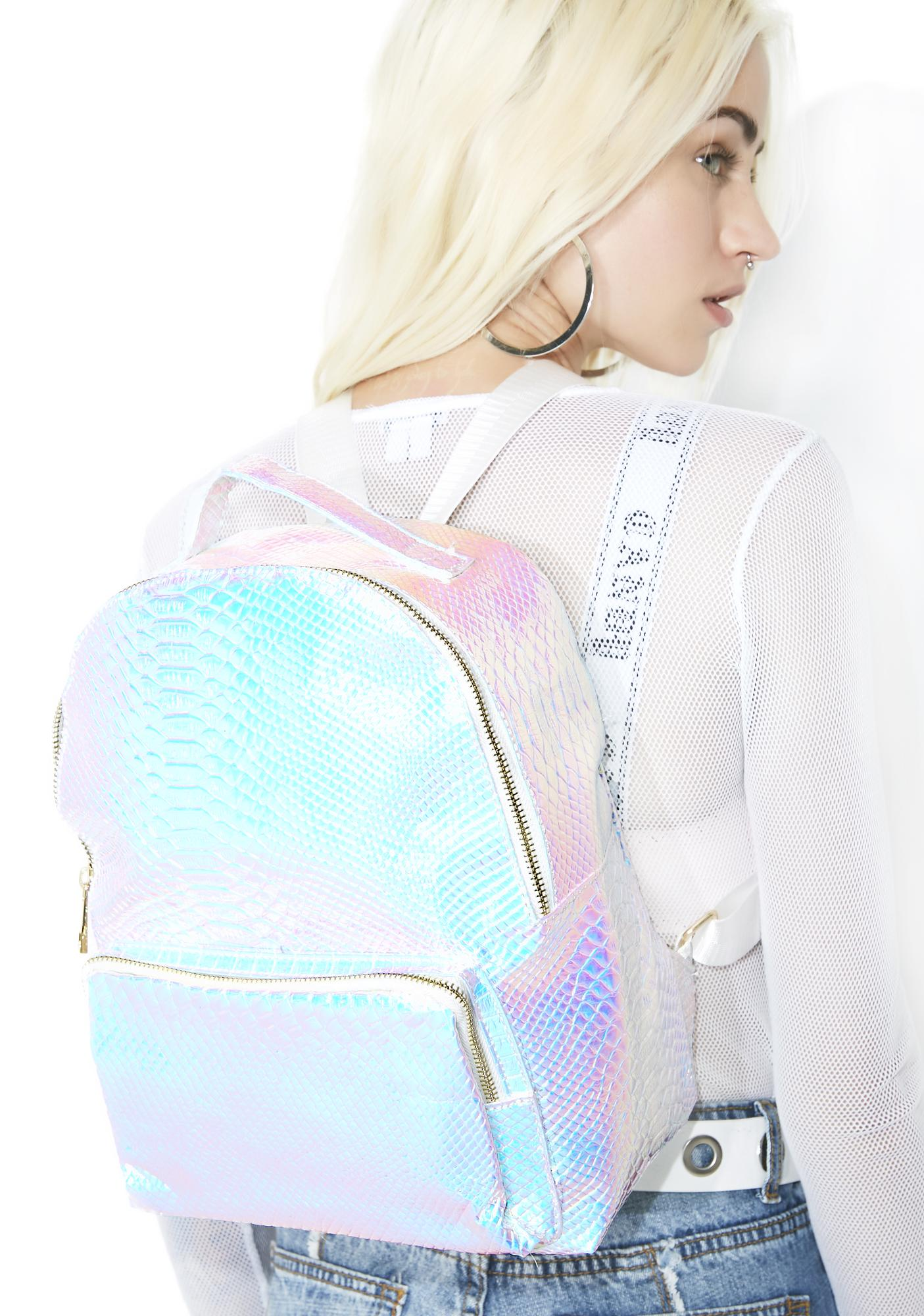 Sour Sweet Holographic Backpack
