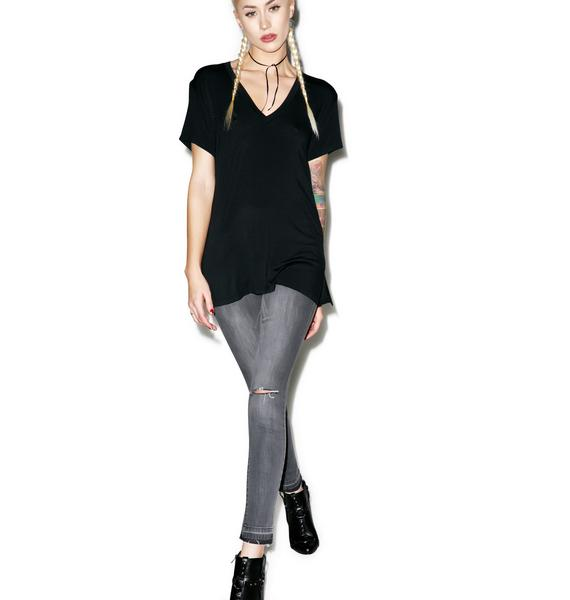 The Nu V-Neck Tee