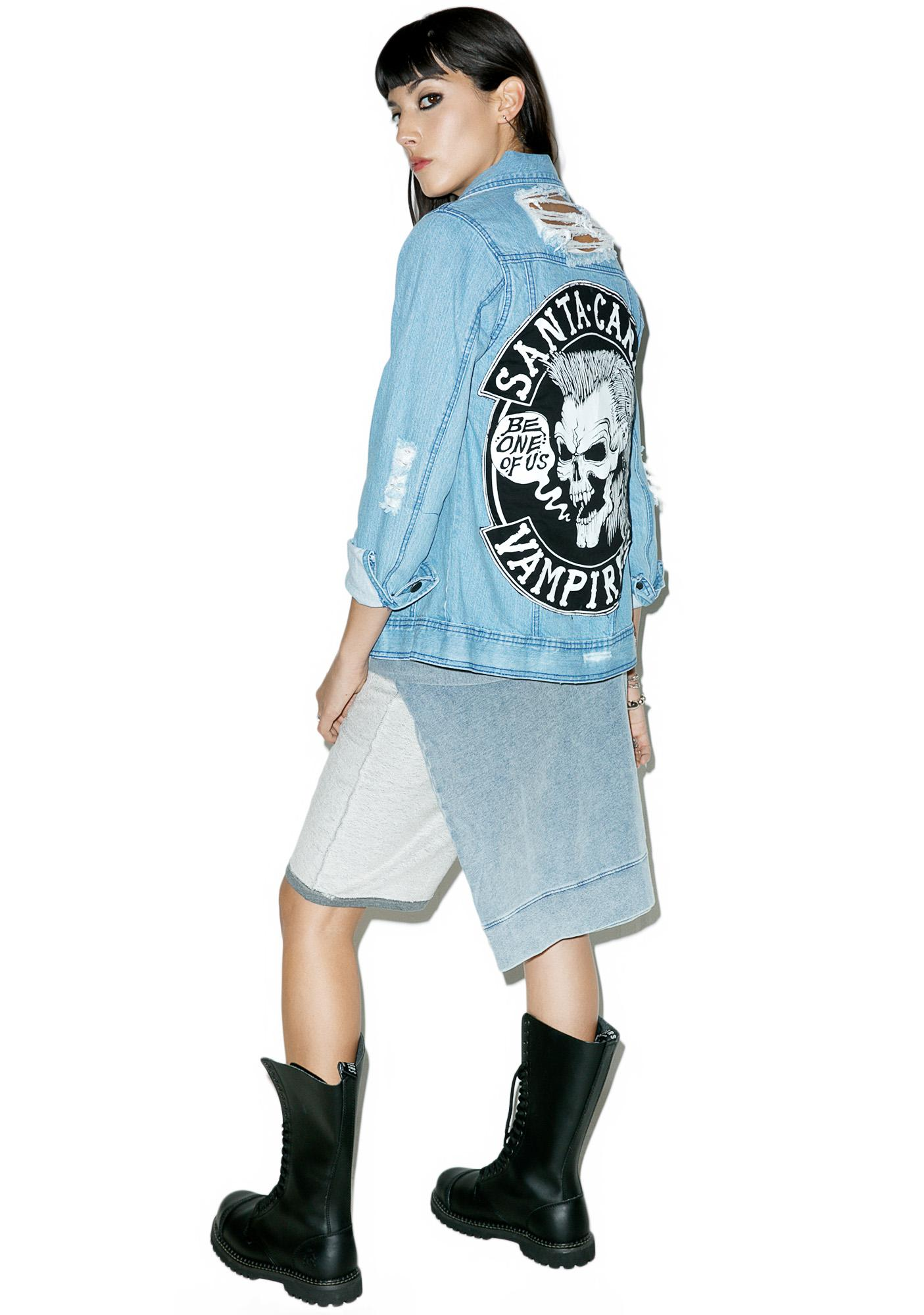 Disturbia Lost Boys Jacket