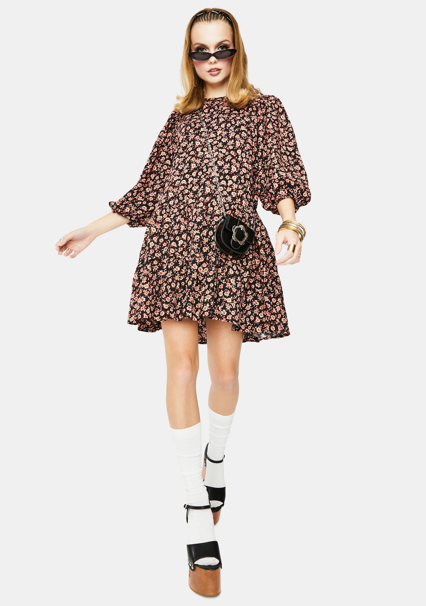 Motel Mareta Tea Dress