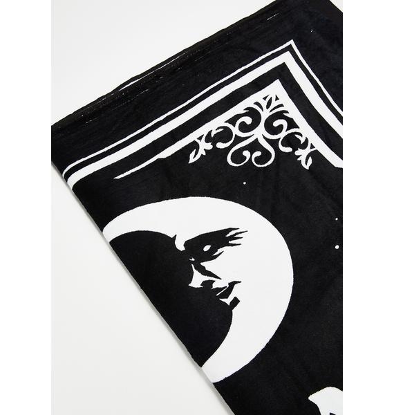 Killstar Spiritus Towel