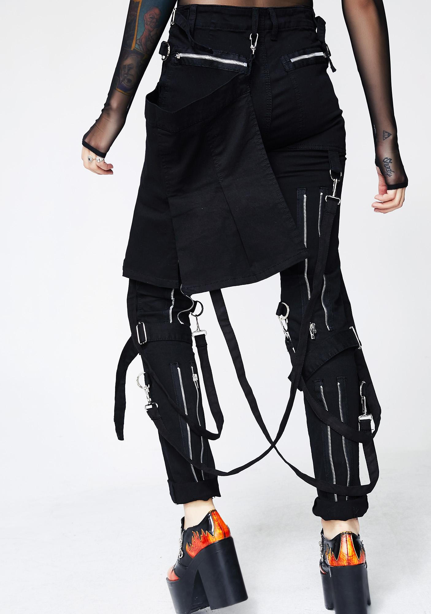 Tripp NYC Bumflap Pants