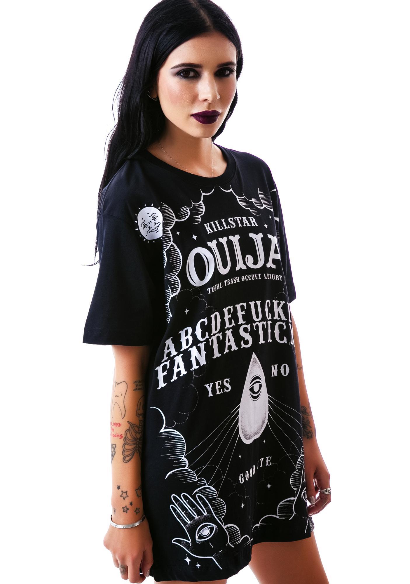 Killstar Ouija T Shirt