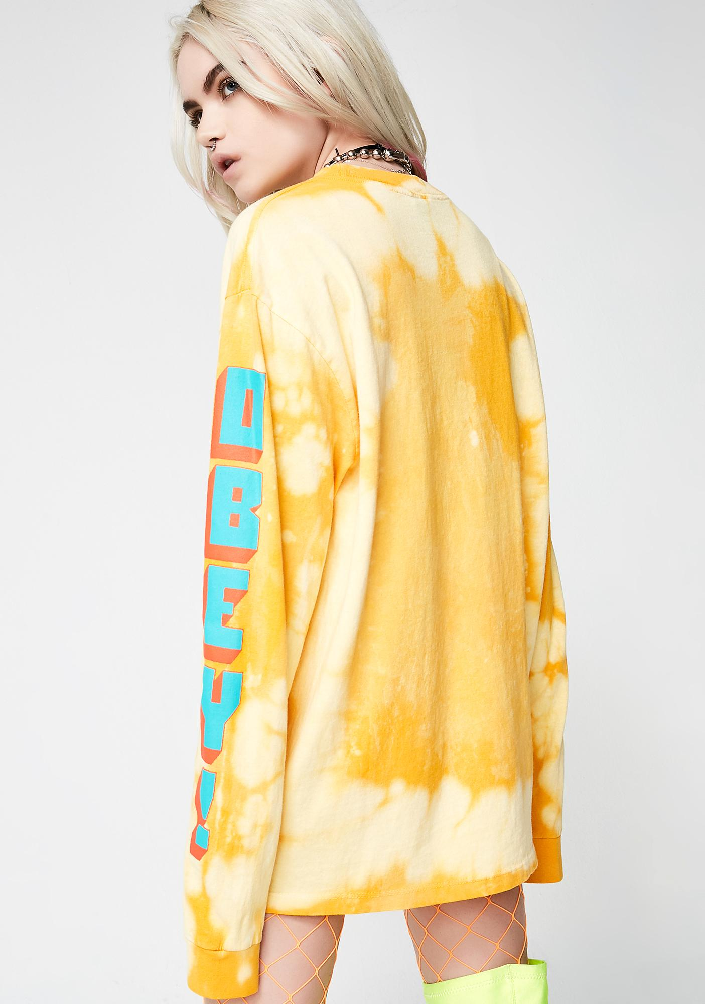 Obey New World 2 Long Sleeve
