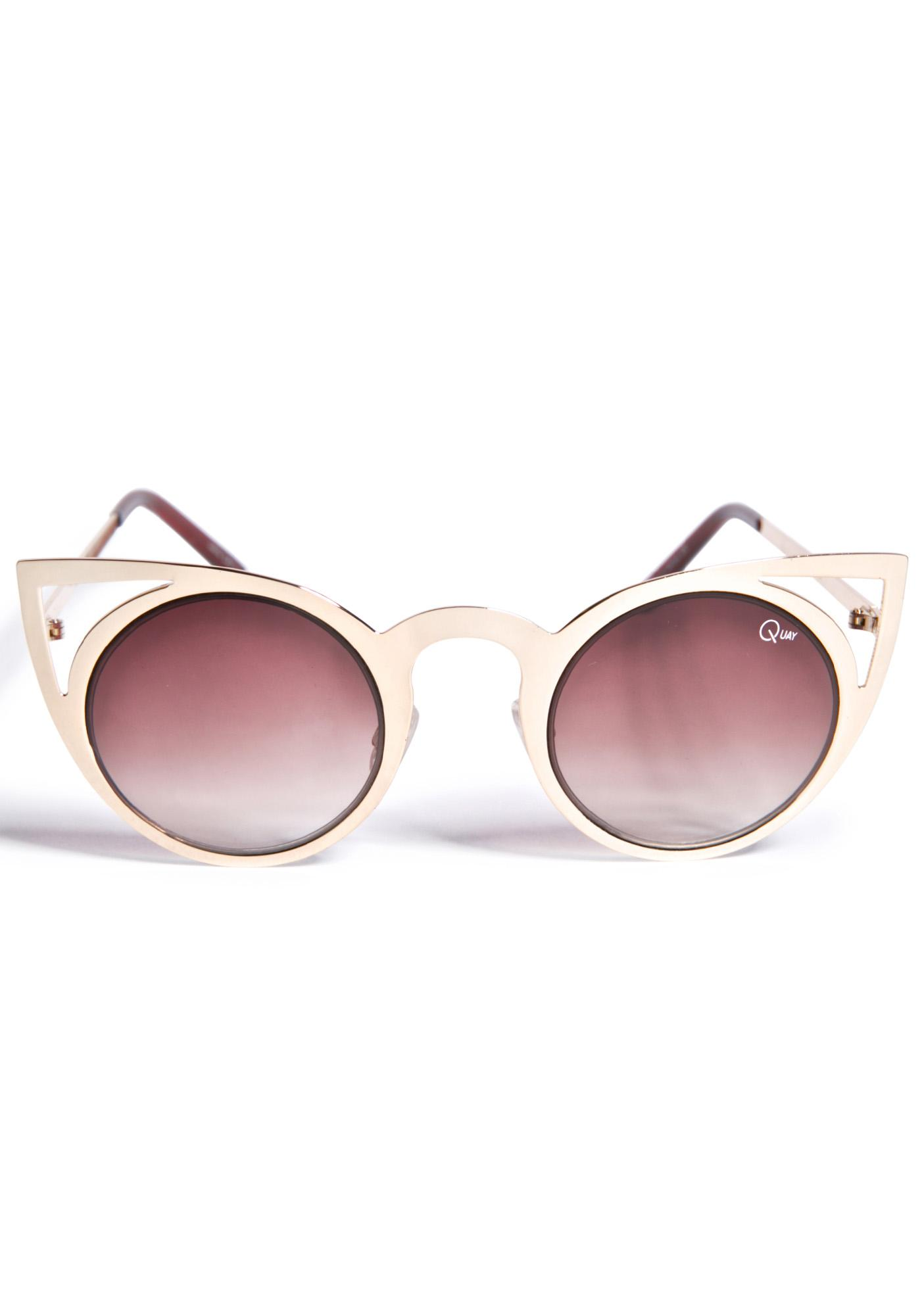 Quay Eyeware Invader Sunglasses