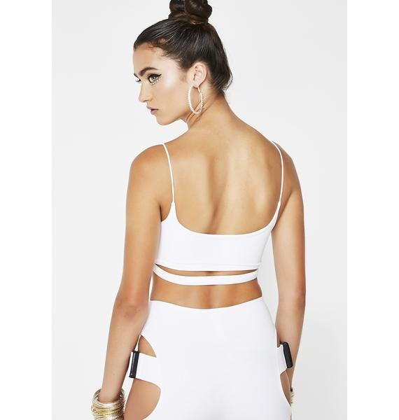 Lipt The Label Ice Buckle Cami Top