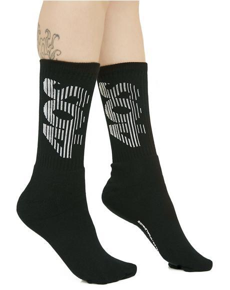 40s Sport Socks