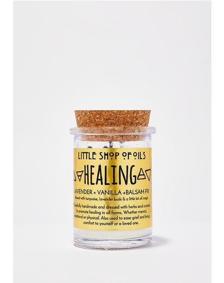 Healing Ritual Candle