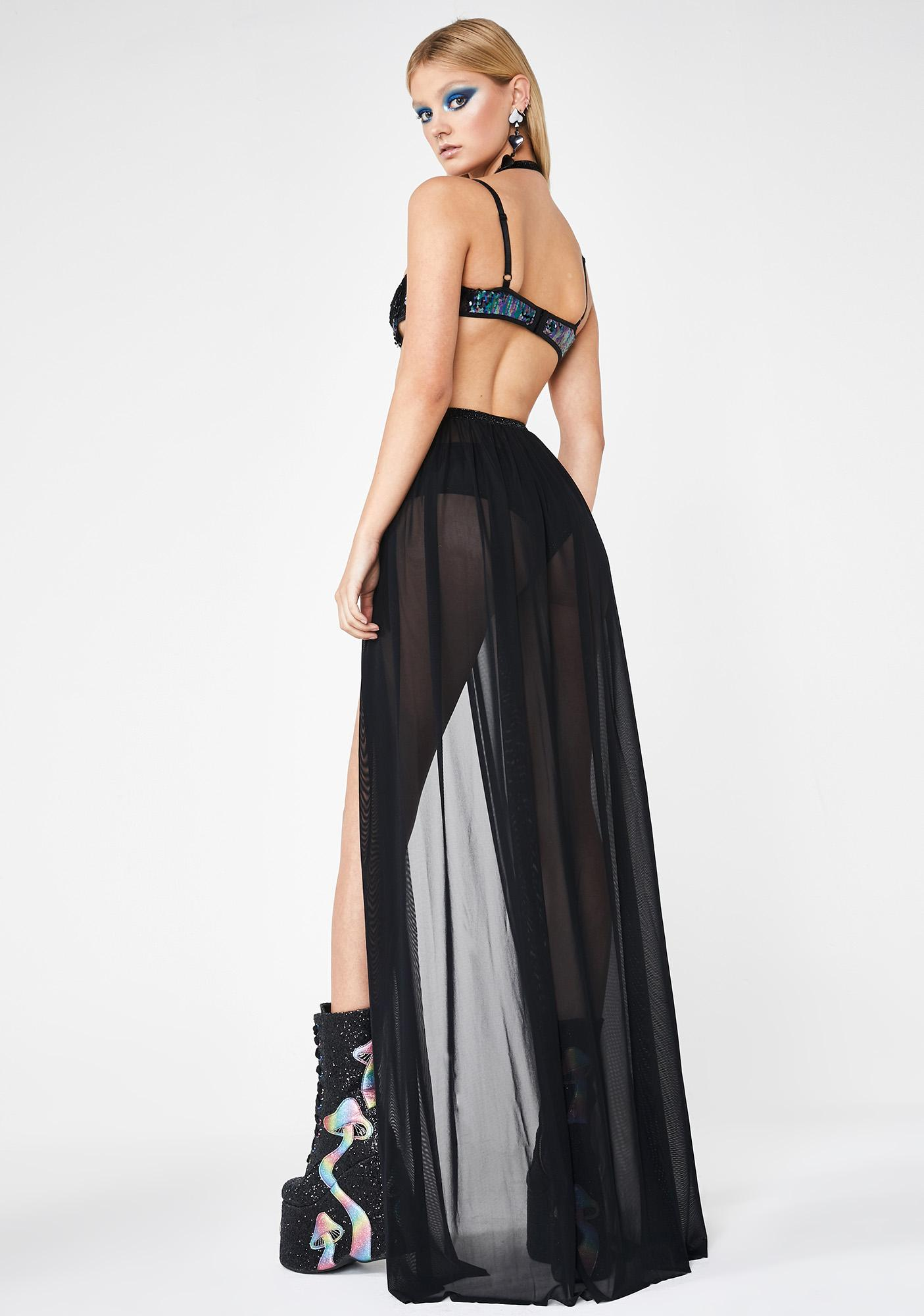 J Valentine Spellbound Harness Skirt