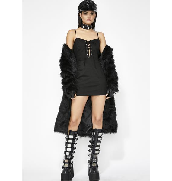 Badd Girl Mini Dress