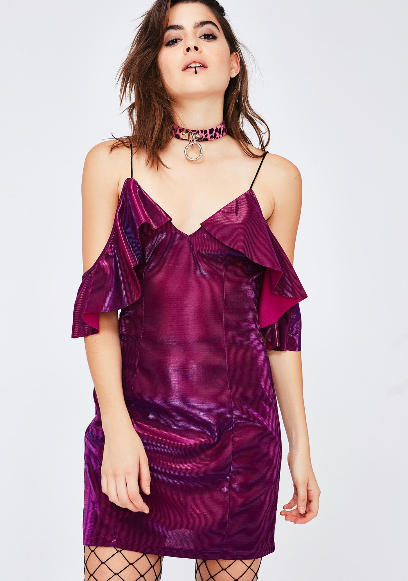 Came To Slay Mini Dress