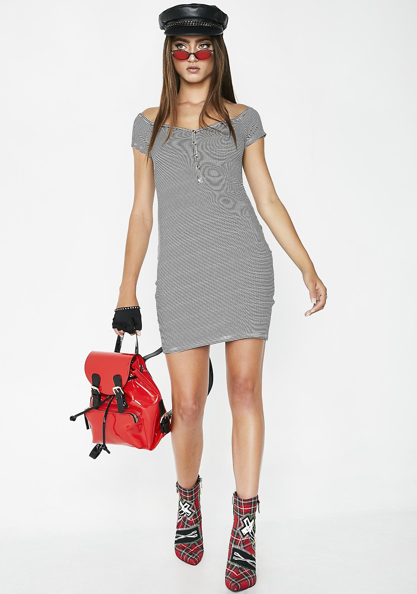 Better Now Mini Dress