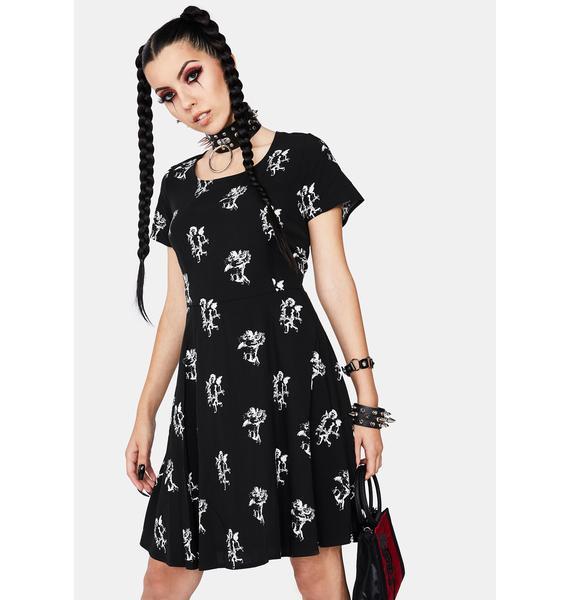 Black Friday Revolting Romance Mini Dress