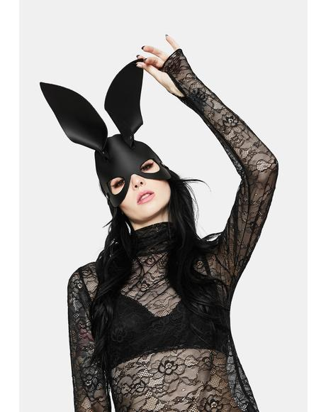 Bunny Ears Eye Mask