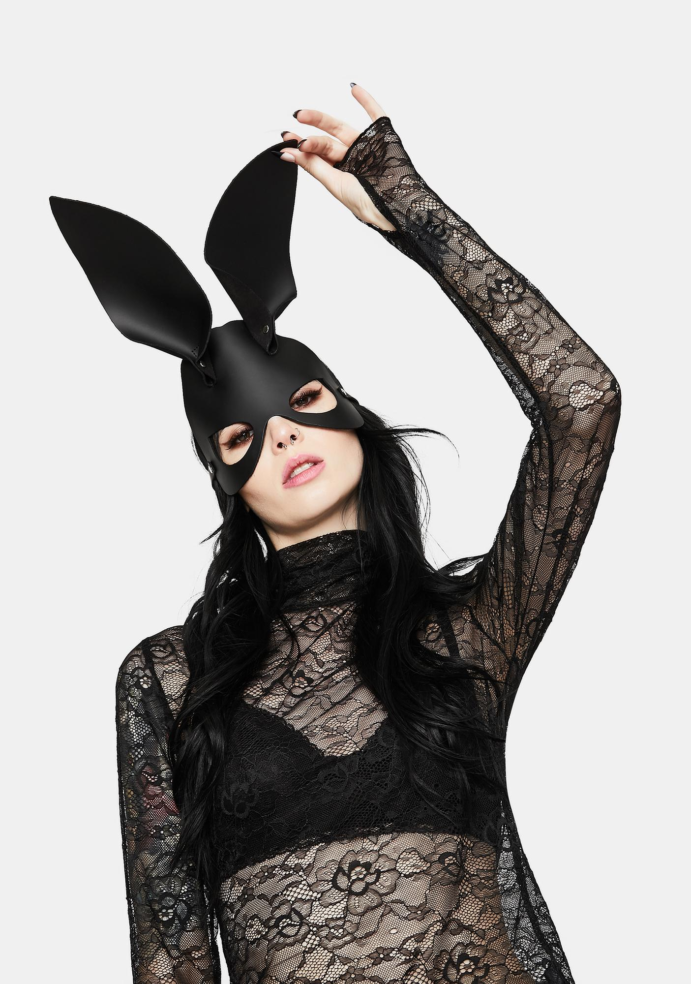 Funk Plus Bunny Ears Eye Mask