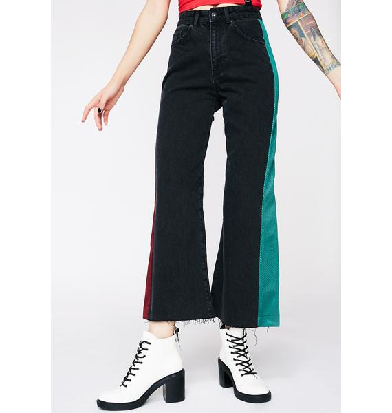 The Ragged Priest Pitch Jeans