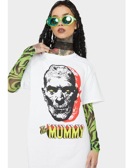 Mummy Double Graphic Tee